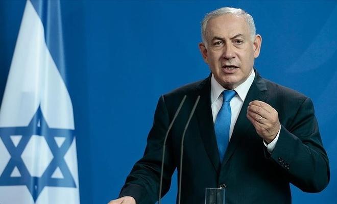 Katil Netanyahu, 'devam edecek' dedi!