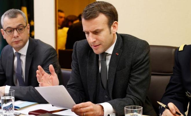 Fransa'da korona anketi: Macron'a güvenmiyorlar