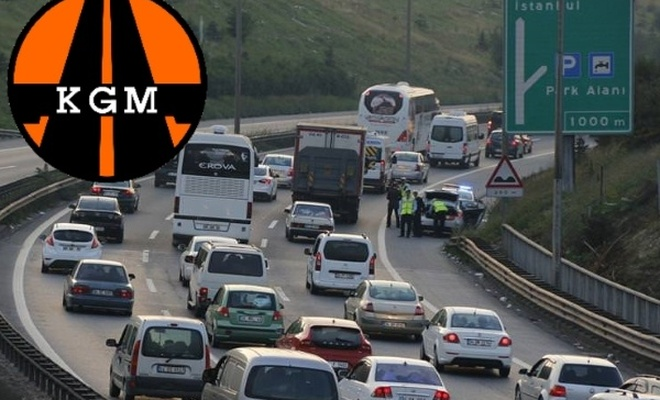 Ülke genelinde bazı yollar trafiğe kapalı