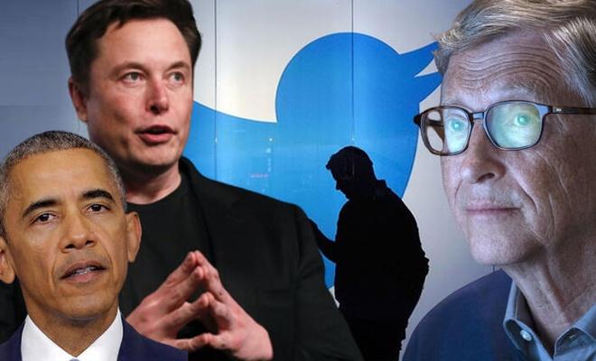 Twitter hesapları ele geçirildi!