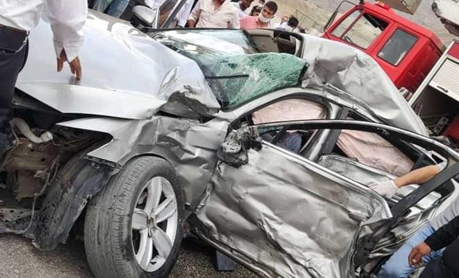 Ağrı'da trafik kazası: Bir ölü