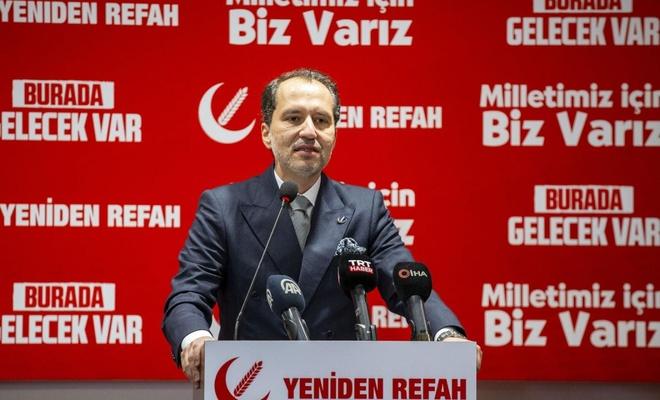 Fatih Erbakan: Üçüncü ittifak için görüşmeler yapıyoruz