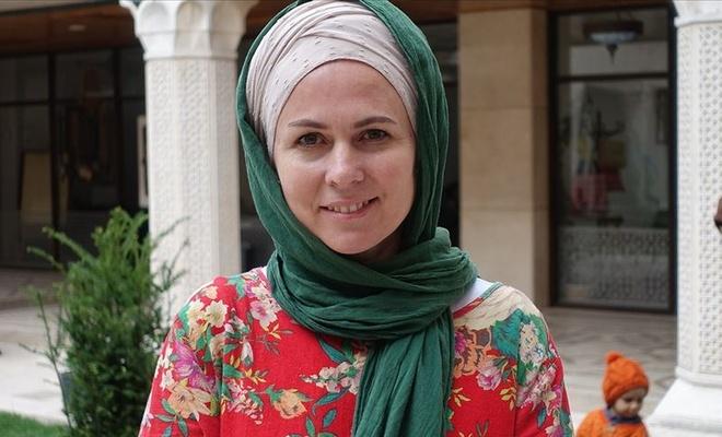 Müslümanlığı seçen Hırvat Halime'nin Mevlana aşkı