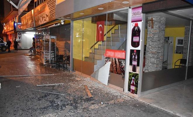 Adana'da bir iş yerine silahlı saldırı