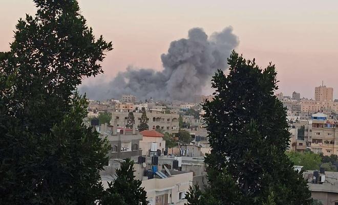 خانواده 6 نفره در حمله رژیم تروریستی در غزه به شهادت رسید