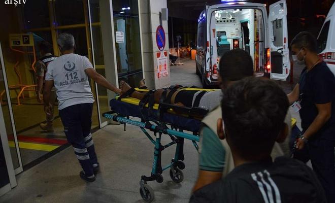 Siirt'te traktör kazası