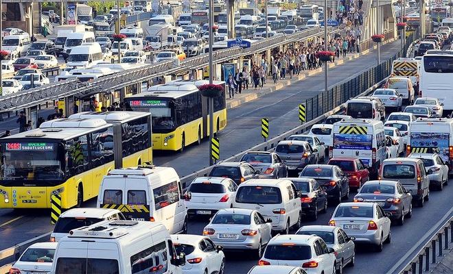 Toplu taşımada kilometre önerisi