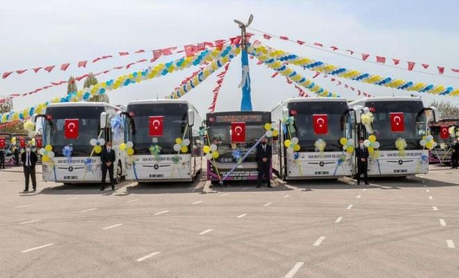Kapıköy-Van seferleri başlıyor