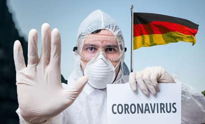 Almanya'da mayıstan bu yana en yüksek vaka artışı