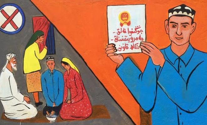 Buyrun size Çin faşizmi