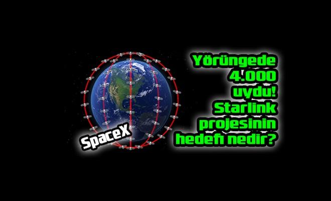 Yörüngede 4.000 uydu! Starlink projesi nedir?