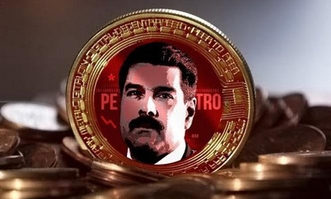 Venezüella kripto parası piyasaya sunuldu