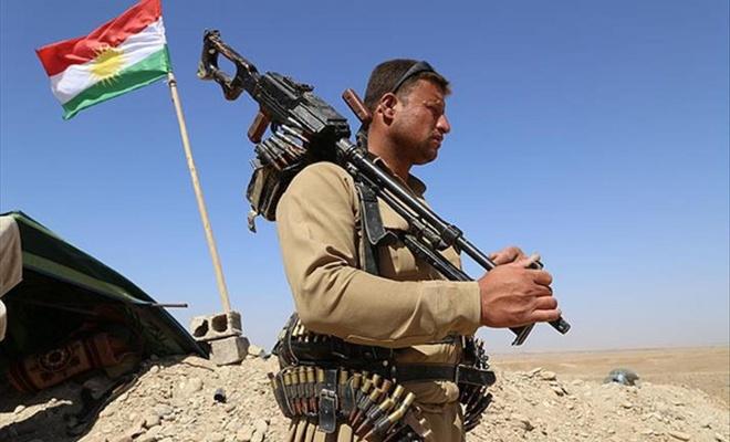 PKK mensupları, Peşmerge'ye saldırdı!