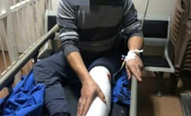 Gaziantep'te kaçmaya çalışırken ikinci kattan atlayan cezaevi firarisi yaralandı