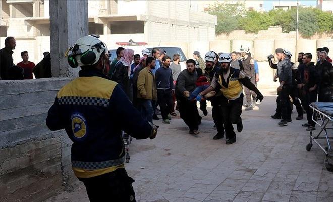 5 günde en az 71 sivil hayatını kaybetti