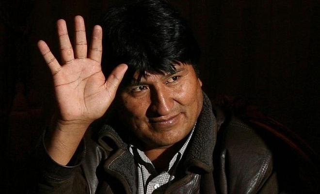 Morales: Darbenin arkasında Bolivya'nın lityumuna göz diken ABD var
