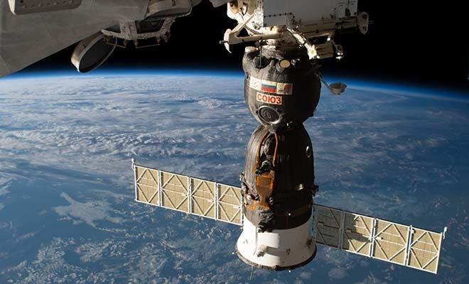 Soyuz MS 12 uzaya fırlatıldı