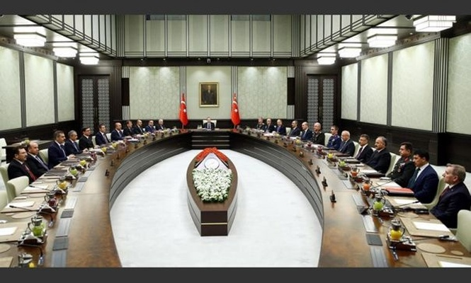 Explanation after Turkiyes NSC