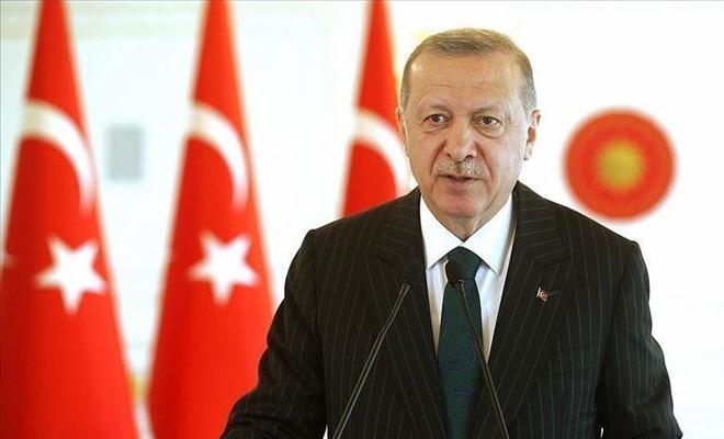 Erdoğan: Enerjisi olmayan bir ülkenin medeni olmaktan bahsetmesi mümkün değil