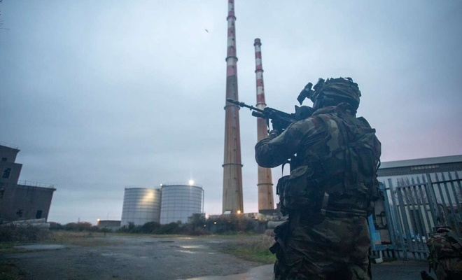 """Bosna Hersek'te """"EUFOR-Hızlı Cevap 2021"""" tatbikatı yapılıyor"""