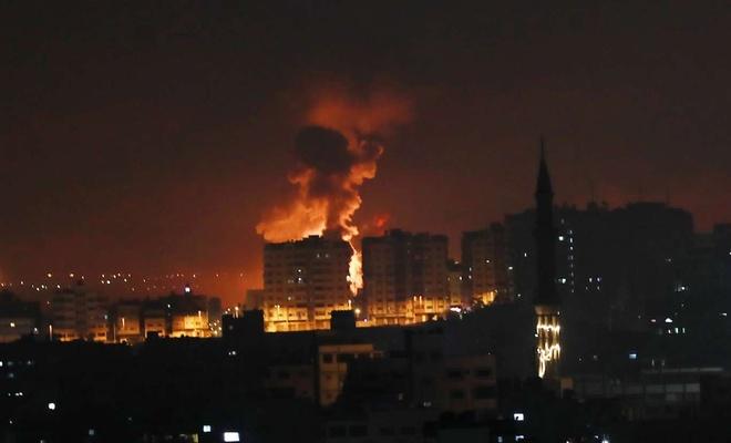 Şehid sayısı artıyor, Gazze direniyor...