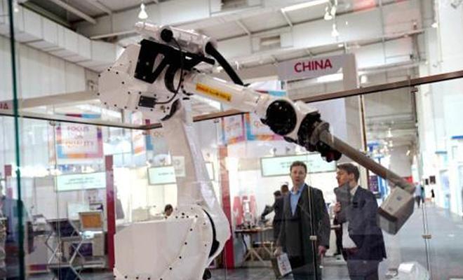 Çin'de 5G teknolojili ilk akıllı üretim hattı faaliyette