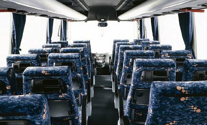 koronavirüs tanısı konulan kişi otobüsle tatile giderken yakalandı
