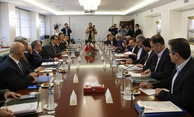 Türkiye-İran işbirliğinde kararlılık