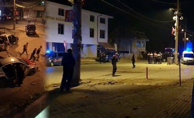 Sakarya'da ki kavgada 27 gözaltı