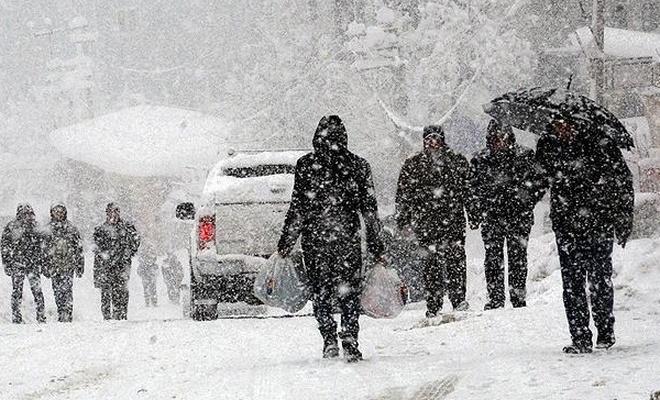 Karaman`da kar tatili 2 gün daha uzatıldı