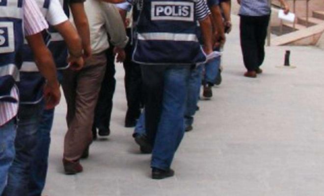 Malatya'da haklarında hüküm verilen 46 kişi yakalandı