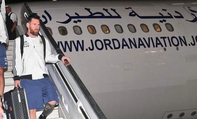 Arjantin-Uruguay maçı işgalci İsrail'de oynanacak