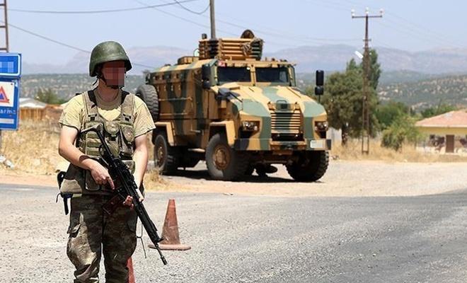 Tunceli`de operasyon: 1 PKK`li öldürüldü.