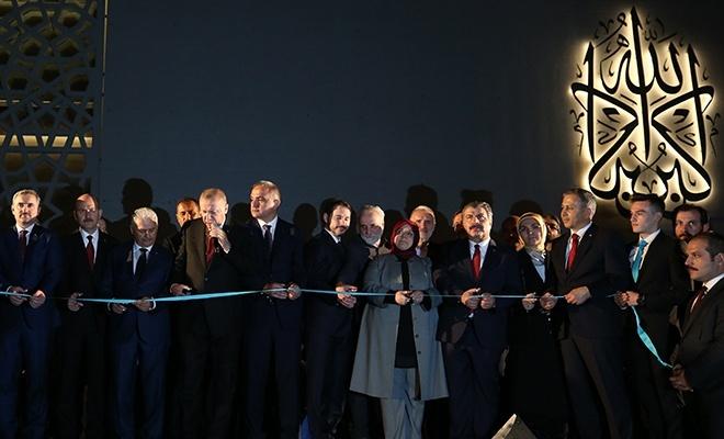 Hafıza 15 Temmuz Müzesi açıldı