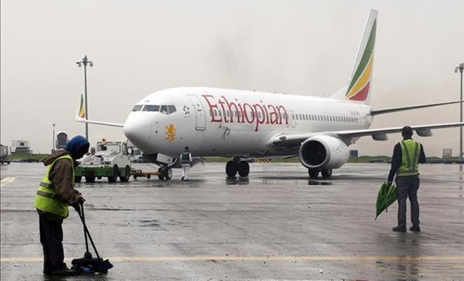 Etiyopya`dan Somali`ye 41 yıl sonra uçuş