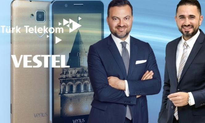 Türk Telekom ve Vestel`den yerlide güç birliği
