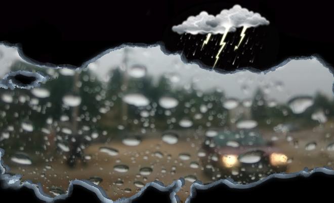 Bu bölgerimizde yağış bekleniyor
