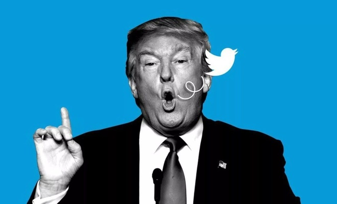 Trump Suriye tweetini sildi yeni mesaj yazdı