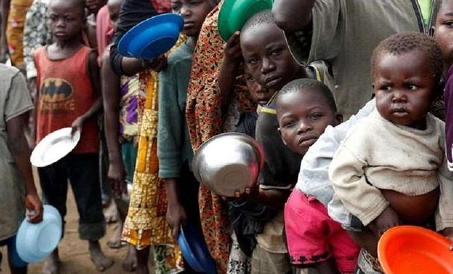 100 binden fazla kişi açlık tehdidi altında!