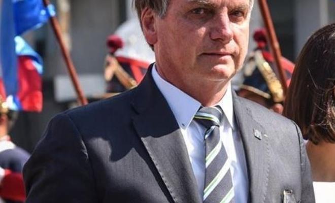 Bolsonaro'ya maske takma zorunluluğu