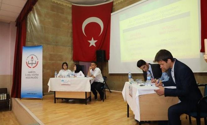 Münazara yarışmasının finali yapıldı