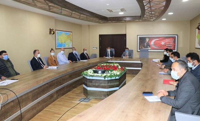 Toplum Ruh Sağlığı Merkezi koordinasyon kurulu toplantısı gerçekleştirildi
