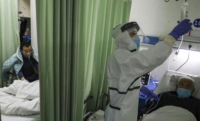 Corona virüs nedeniyle ölenlerin sayısı bin 666'ya yükseldi