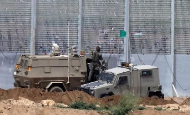 İşgal çetesi, Gazze sınırında 3 Filistinli'yi şehid etti
