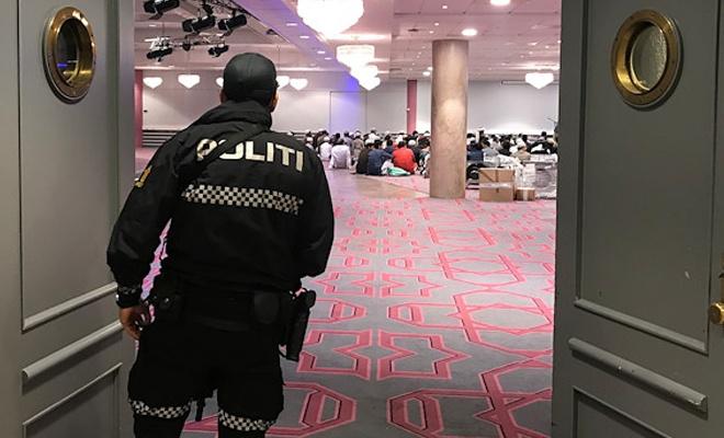 Norveç cami saldırısında İsveç'i hedef gösterdi