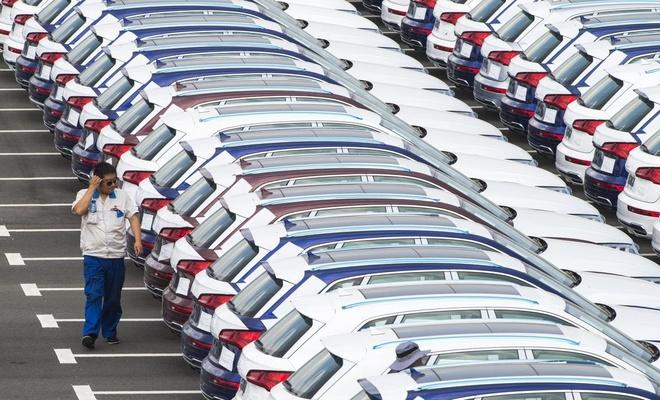 Virüs salgını Çin'de otomobil satışlarını vurdu