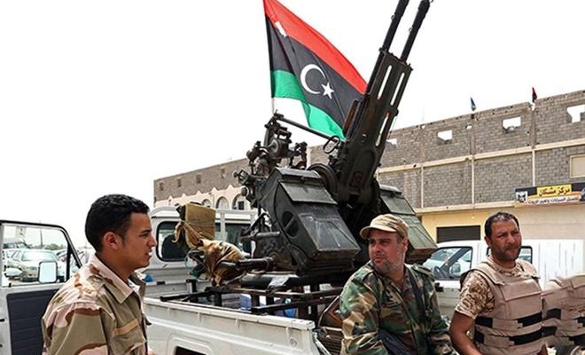 Libya'da taraflar kalıcı ateşkes için anlaşmaya vardı