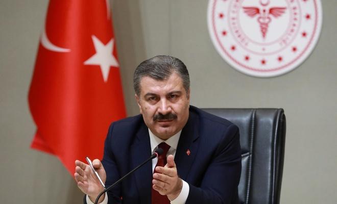 Sağlık Bakanı Koca'dan 'Birinci dalga sahile indi' uyarısı