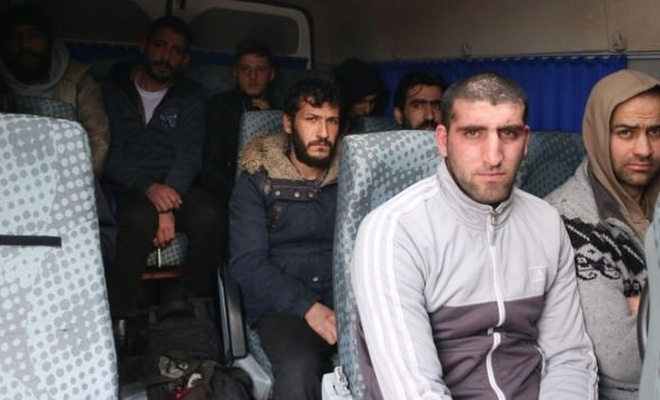 Suriye'de rejim ve muhalifler arasında esir takası