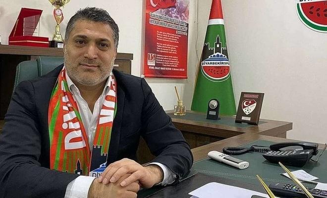 Diyarbekirspor'dan işgalci israile tepki